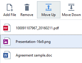 19_Merge several documents into a single PDF