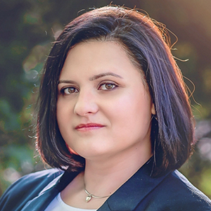 Picture of Slavena Hristova, ABBYY