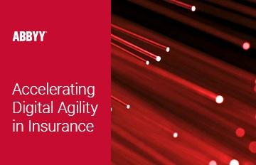 digital intelligence in insurance e-book - ABBYY