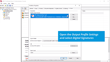 How to apply digital signatures to multiple PDF files