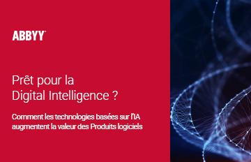 IA et  Digital Intelligence pour les produits logiciels