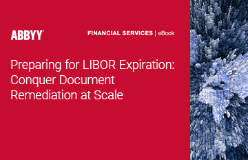 how to prepare for LIBOR transition | ABBYY eBook